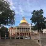 Photo: Massachusetts State Capitol Building