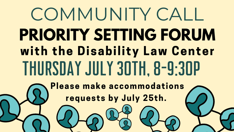 Community Call Priority Setting Forum July 30, 2020