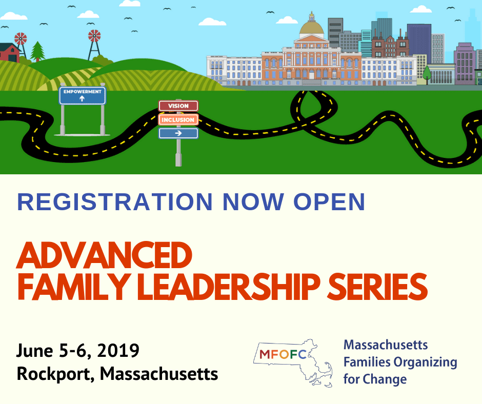 Advanced Family Leadership June 5-6 Rockport MA Northeast Region MFOFC
