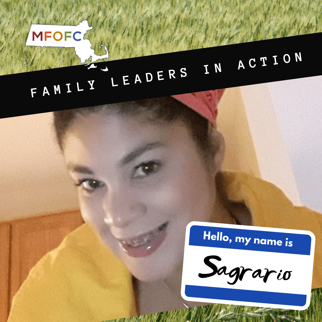 Family leaders in action - Sagrario Guerrero
