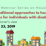 October 23 Webinar Series on Housing BLOG graphic