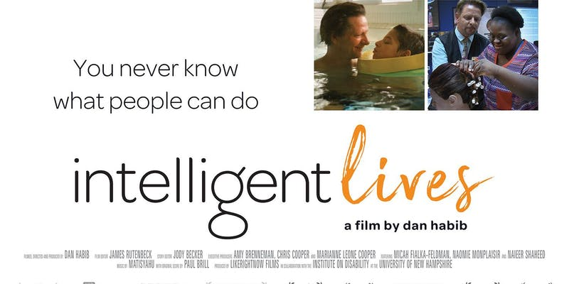 Intelligent Lives graphic