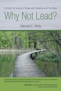Cover: Why Not Lead? By Deborah E. Reidy